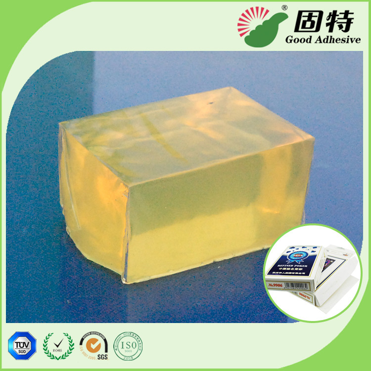 Poker Box Hot Melt Pressure-Sensitive Adhesive Glue