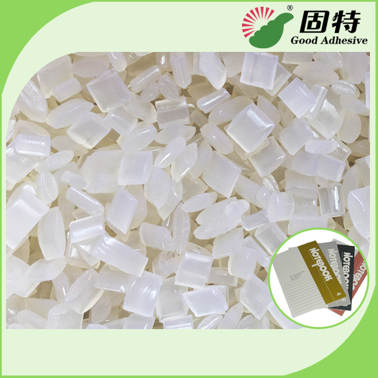 Less Odor Less VOCs Good Initial Tack and Flexibility Hot Melt Glue for Bookbinding and Printing made in china